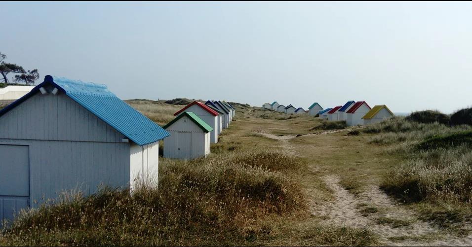 Camping Municipal les Gravelets, Montmartin-sur-Mer, Manche
