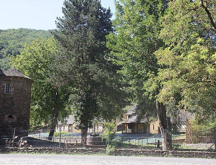 Camping Domaine l'Ecrin Vert, Réquista, Aveyron