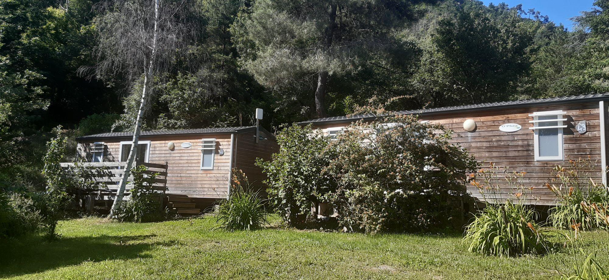 Camping les Cerisiers, Vernet-les-Bains, Pyrénées-Orientales
