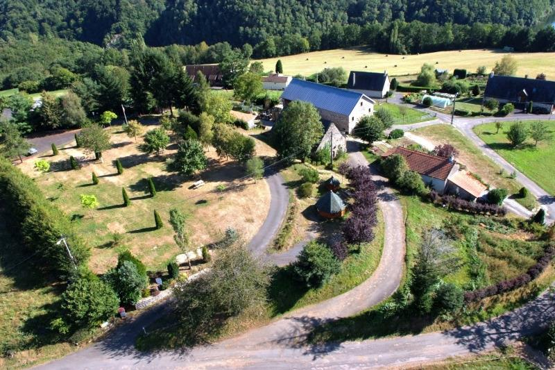 Camping l'Air du Temps, Beaulieu, Cantal