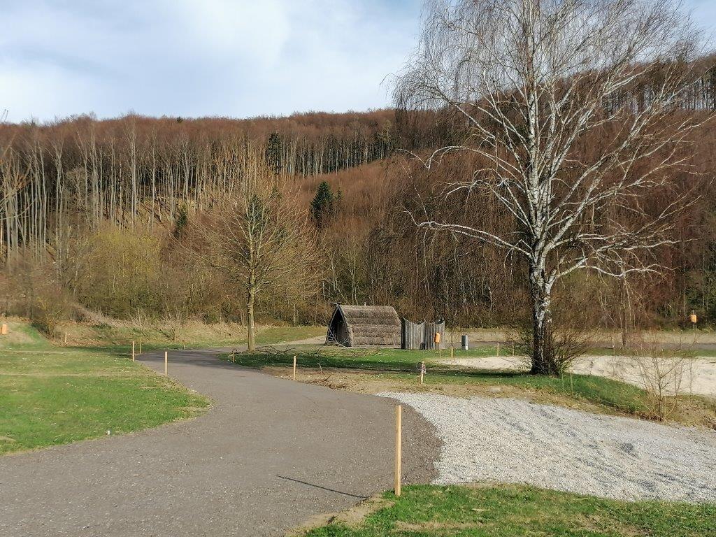 Stellplatz Badeteich