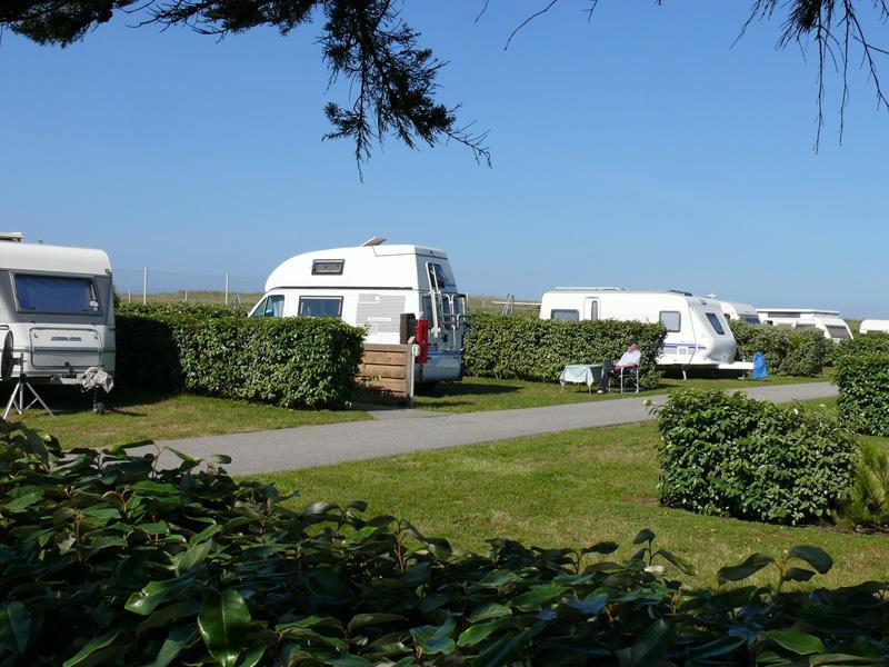 Camping le Grand Large, Les Pieux, Manche