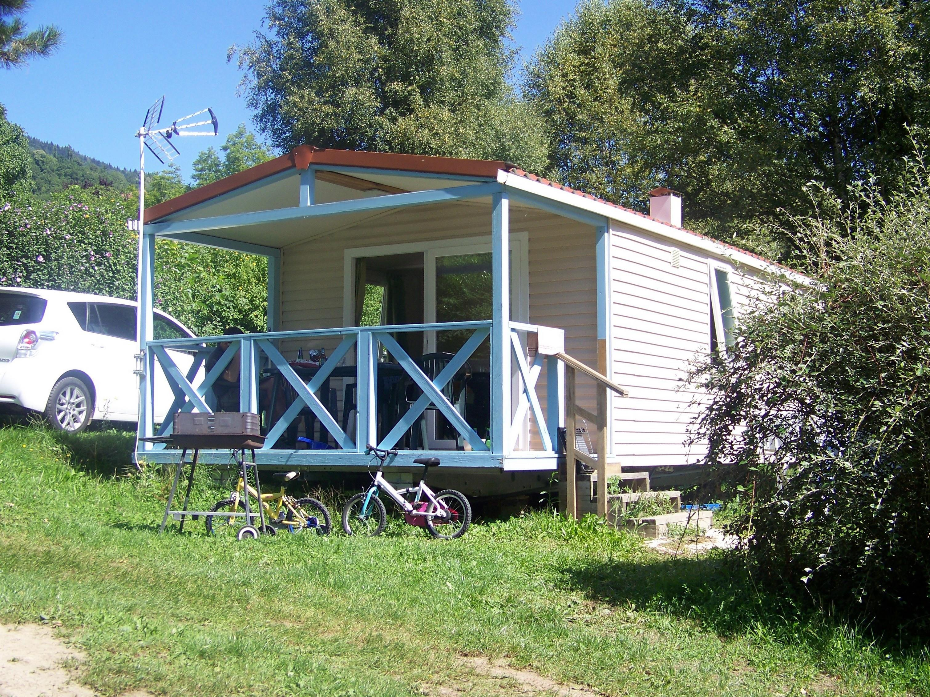 Accommodation - Mobile-Home - Camping Clair Matin