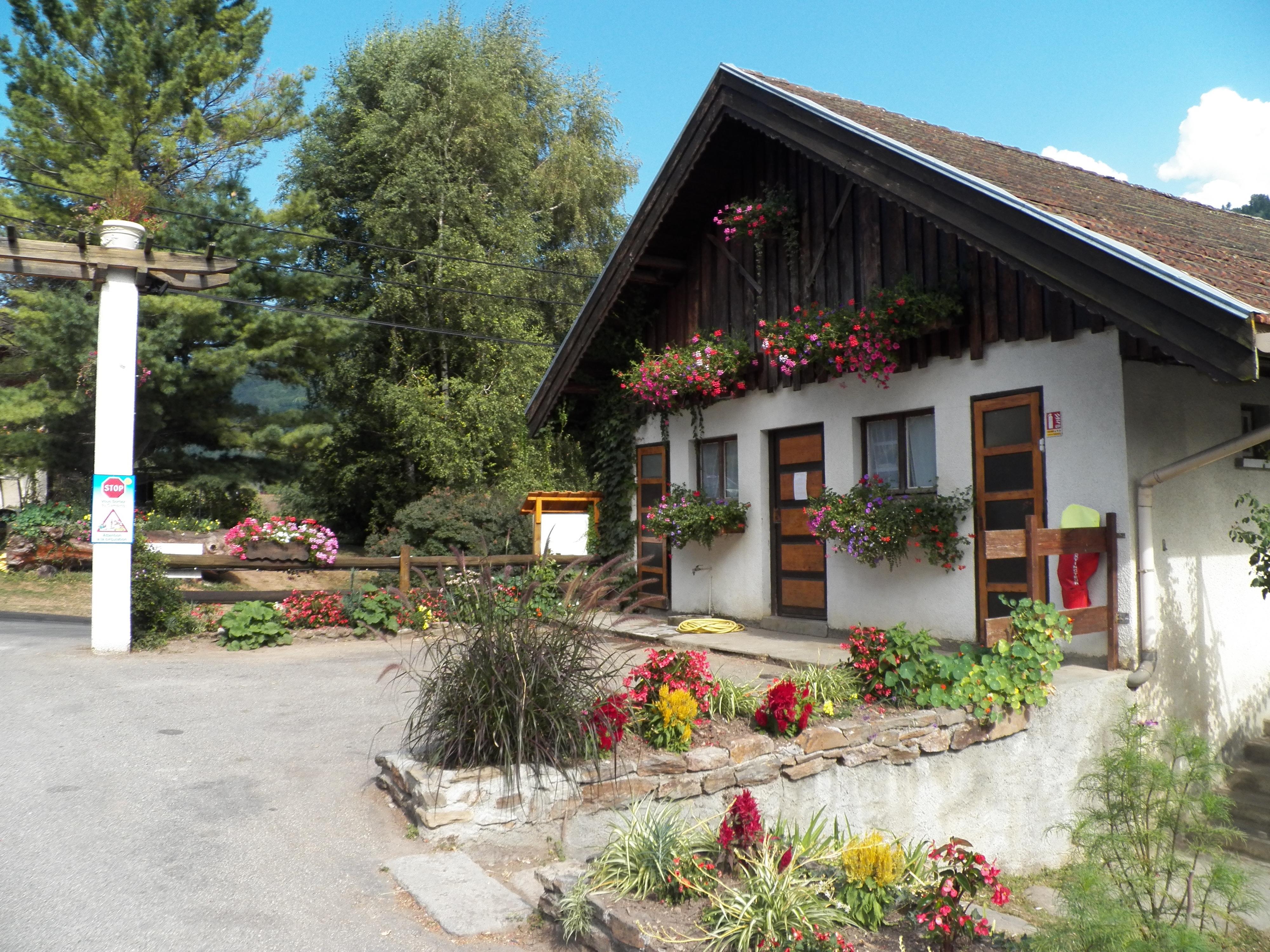 Camping Clair Matin, Allevard, Isère
