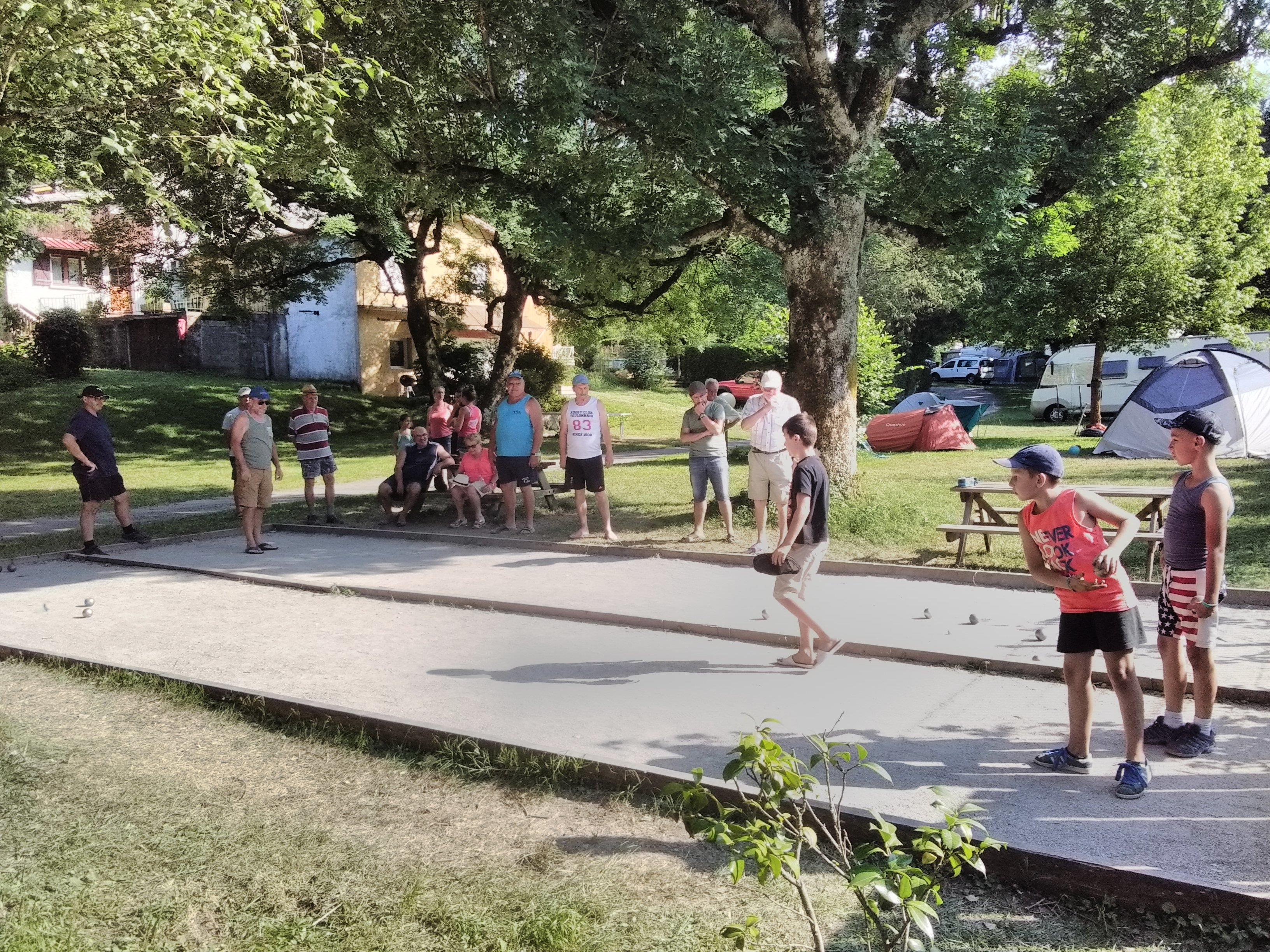Animations Idéal Camping - Allevard-Les-Bains