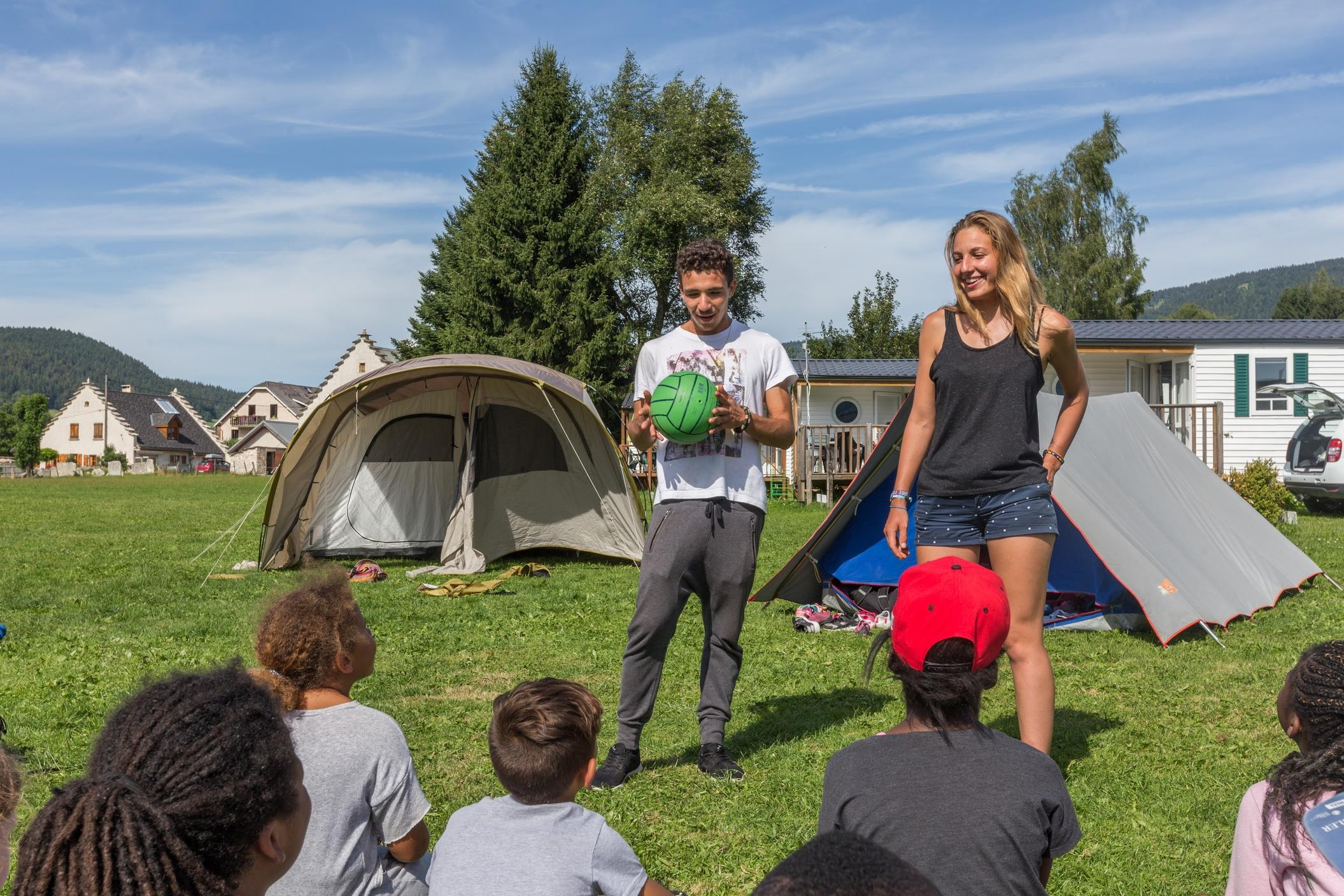 Animations Camping Le Vercors - Autrans