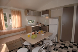 Location - Mobil-Home 30M² 3 Chambres - Wellness Sport Camping UCPA VVF Pène Blanche