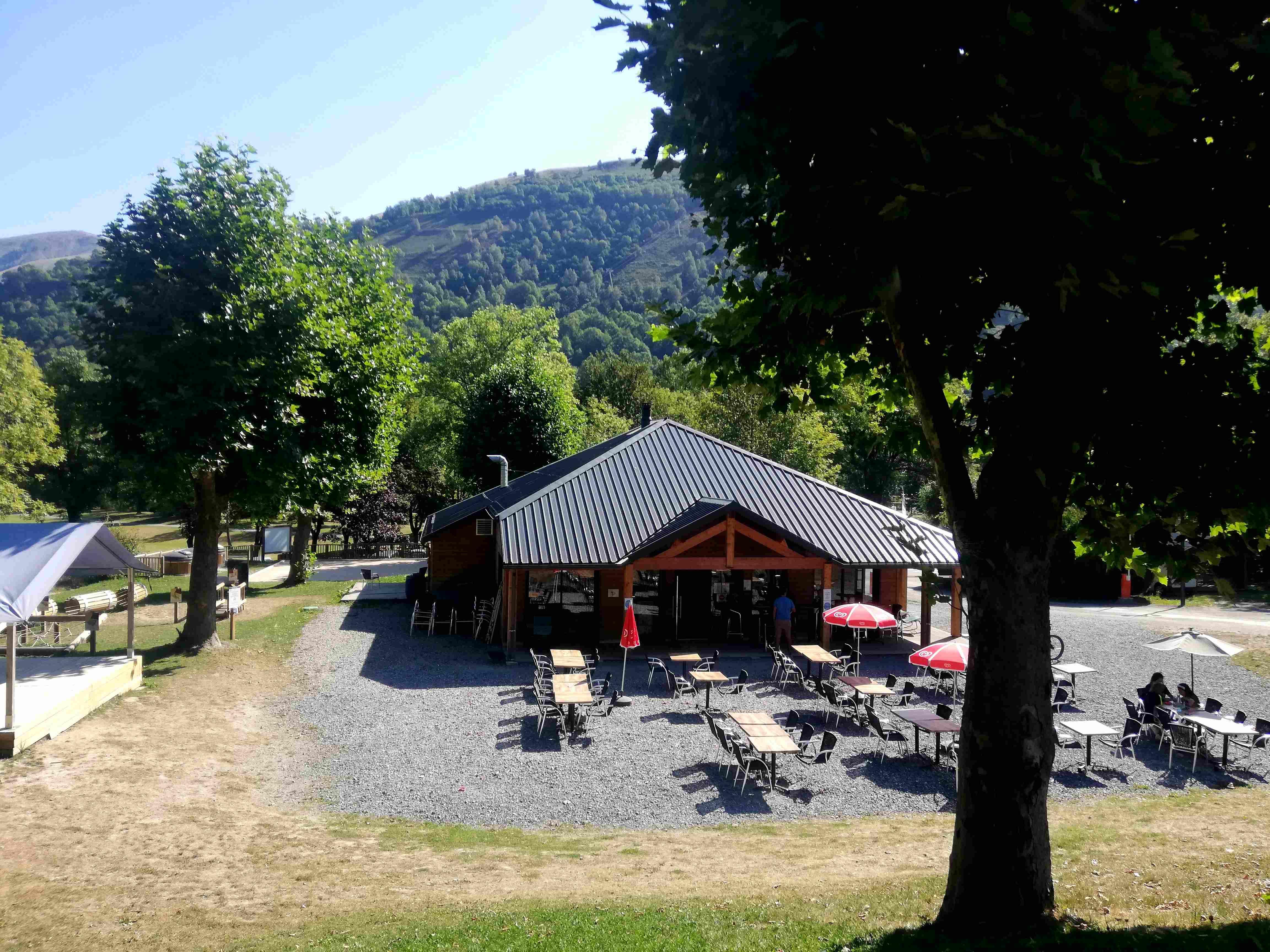 Wellness Sport Camping Pene Blanche, Loudenvielle, Hautes-Pyrénées