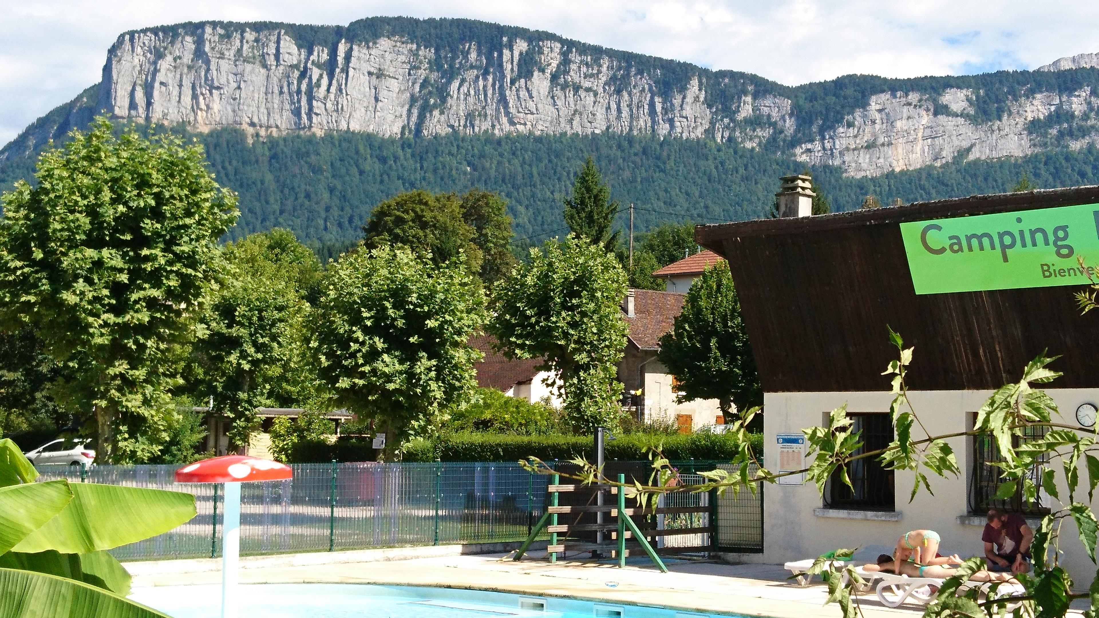 Camping l'Arc en Ciel, Entre-Deux-Guiers, Isère