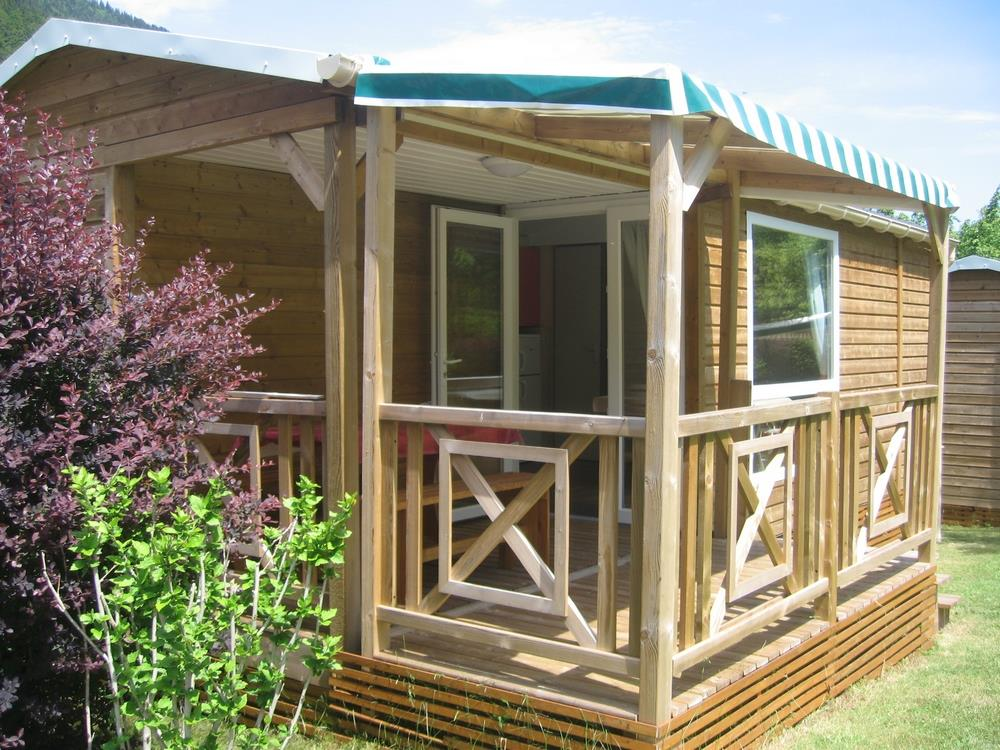 Accommodation - Mobile Home 25M² - Camping Neige et Nature