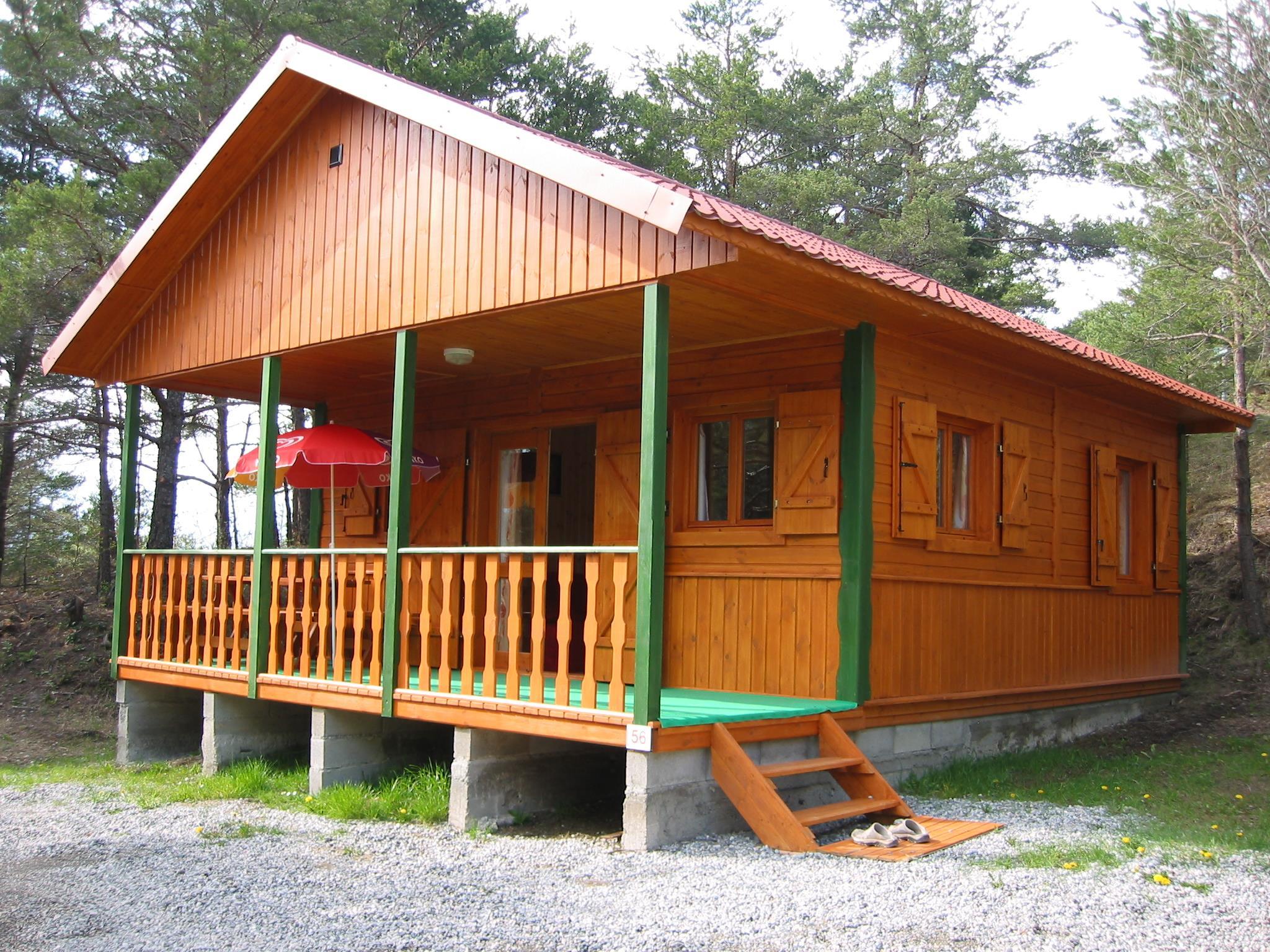 Camping le Champ Long, La Salle-en-Beaumont, Isère