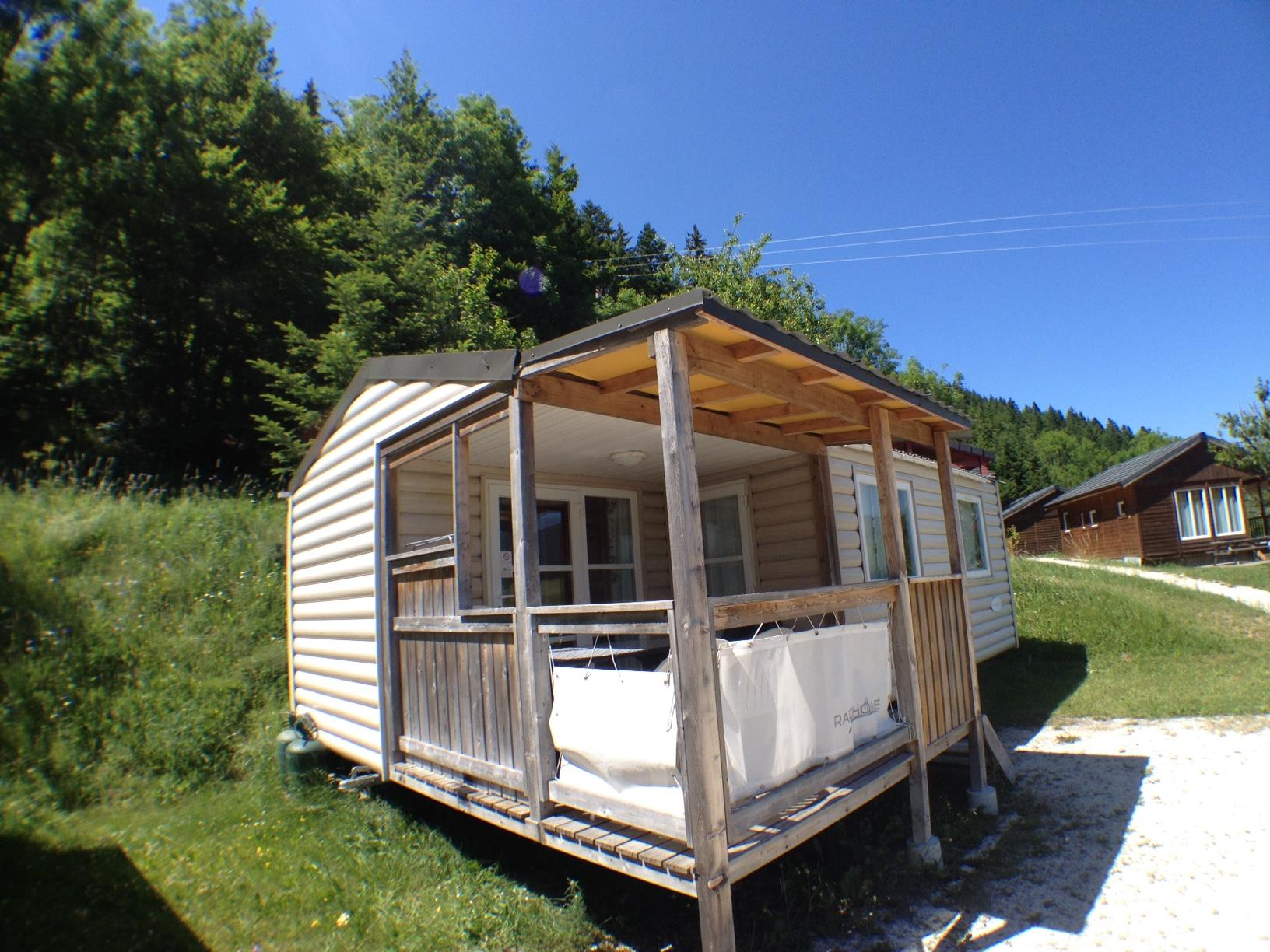 Accommodation - Cottage Vercors - Camping Les Eymes