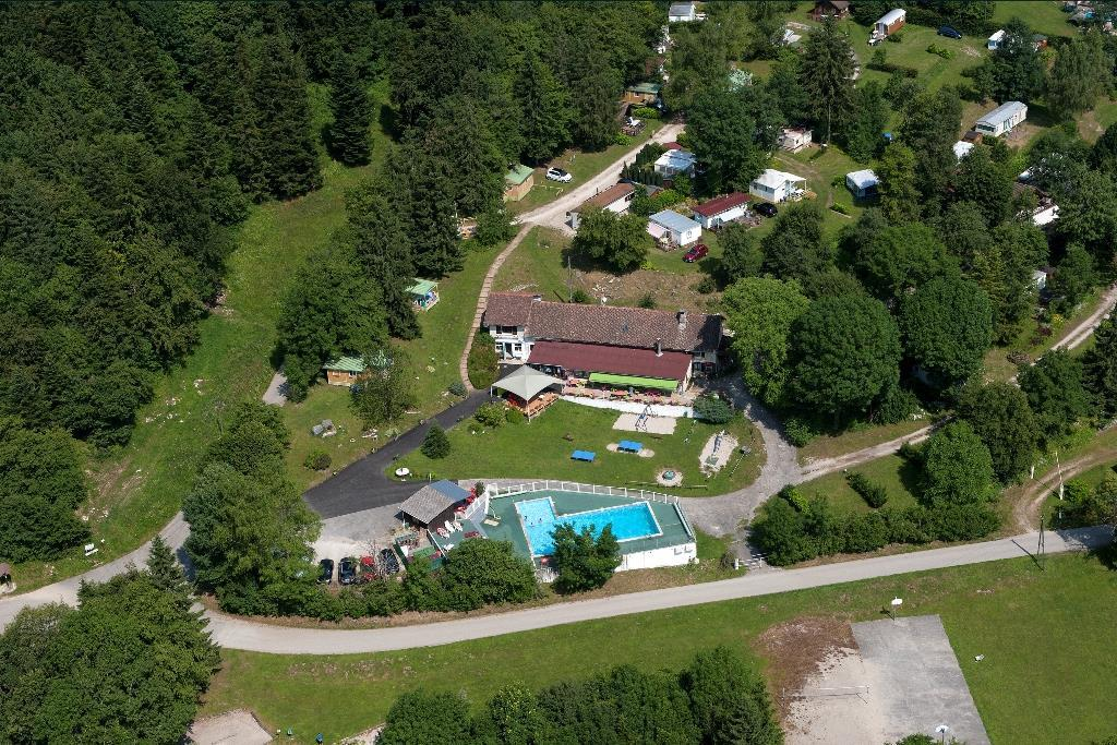 Accommodation - Mobile-Home Lys - Camping Le Balcon De Chartreuse
