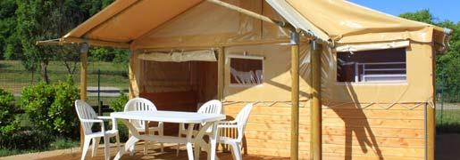 Establishment Camping Intercommunal L'isle De La Serre - Porcieu