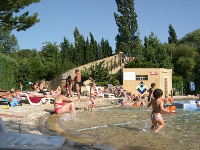 Bathing Camping Le Daxia - Saint-Clair Du Rhone