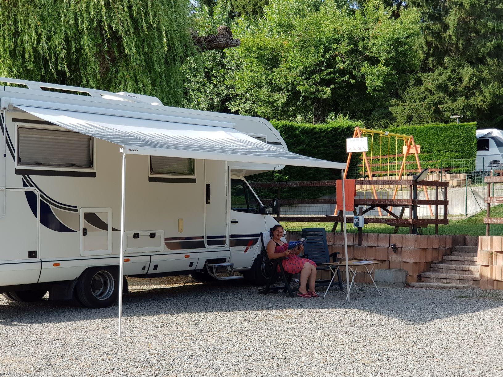 Camping Belvédère de l'Obiou, Saint-Laurent-en-Beaumont, Isère