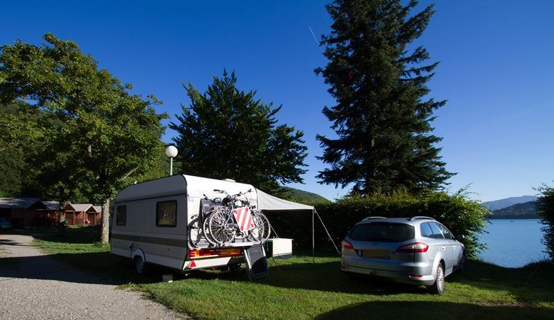 Establishment Camping Au Pré Du Lac - Saint-Theoffrey
