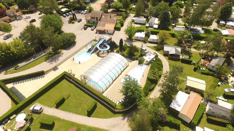 Établissement Camping Le Bontemps - Saint Alban De Vareze/Vernioz