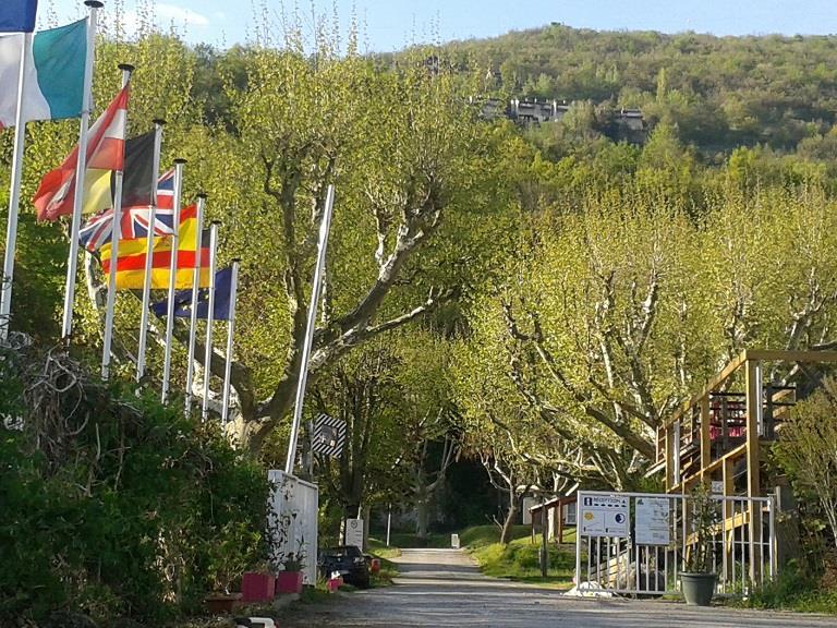Camping le Bois de Cornage, Vizille, Isère