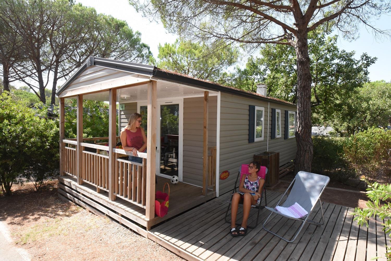 Location - Cottage Arizona ** - 2 Chambres - Yelloh! Village la Bastiane