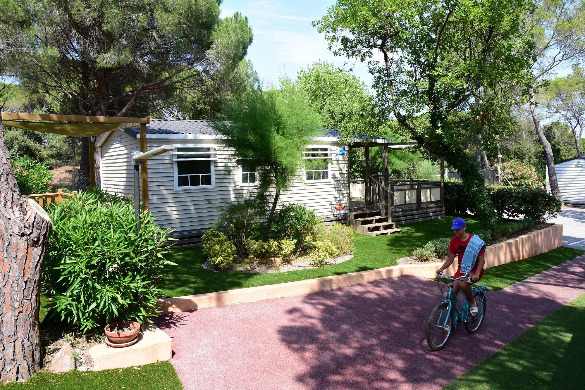 Location - Cottage Key Largo **** - 2 Chambres / Tv / Climatisé - Yelloh! Village la Bastiane