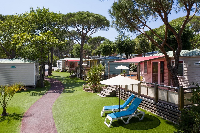 Location - Cottage Family *** - 3 Chambres / Climatisé / Tv - Yelloh! Village la Bastiane