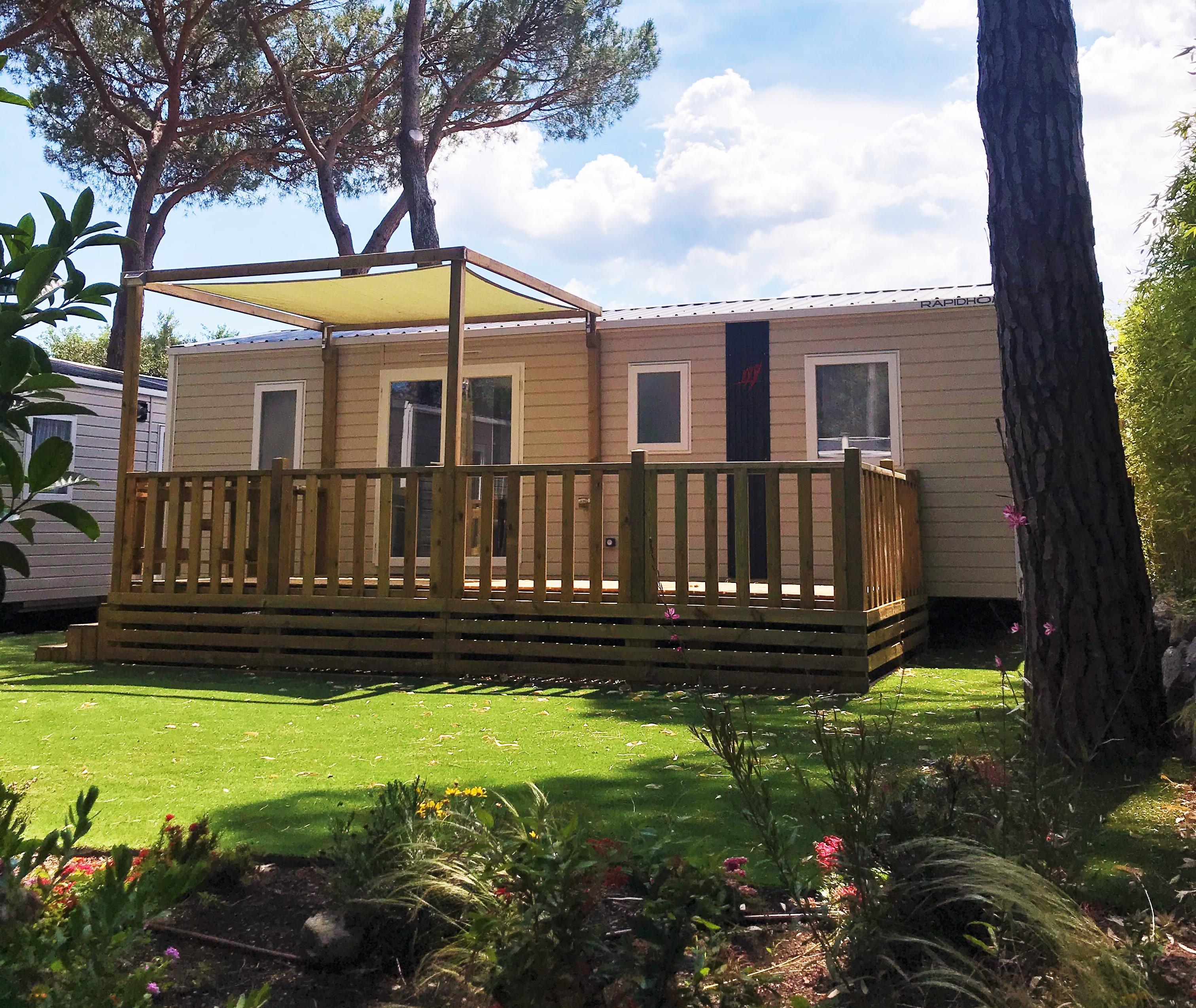 Location - Cottage Family *** - 3 Chambres - Yelloh! Village la Bastiane