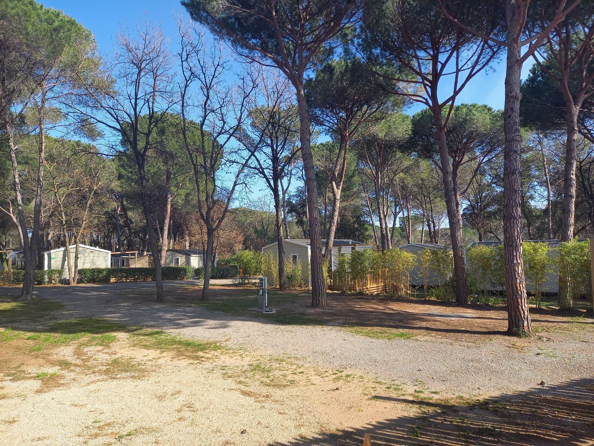 Emplacement - Forfait 2P Relax **** - Yelloh! Village la Bastiane