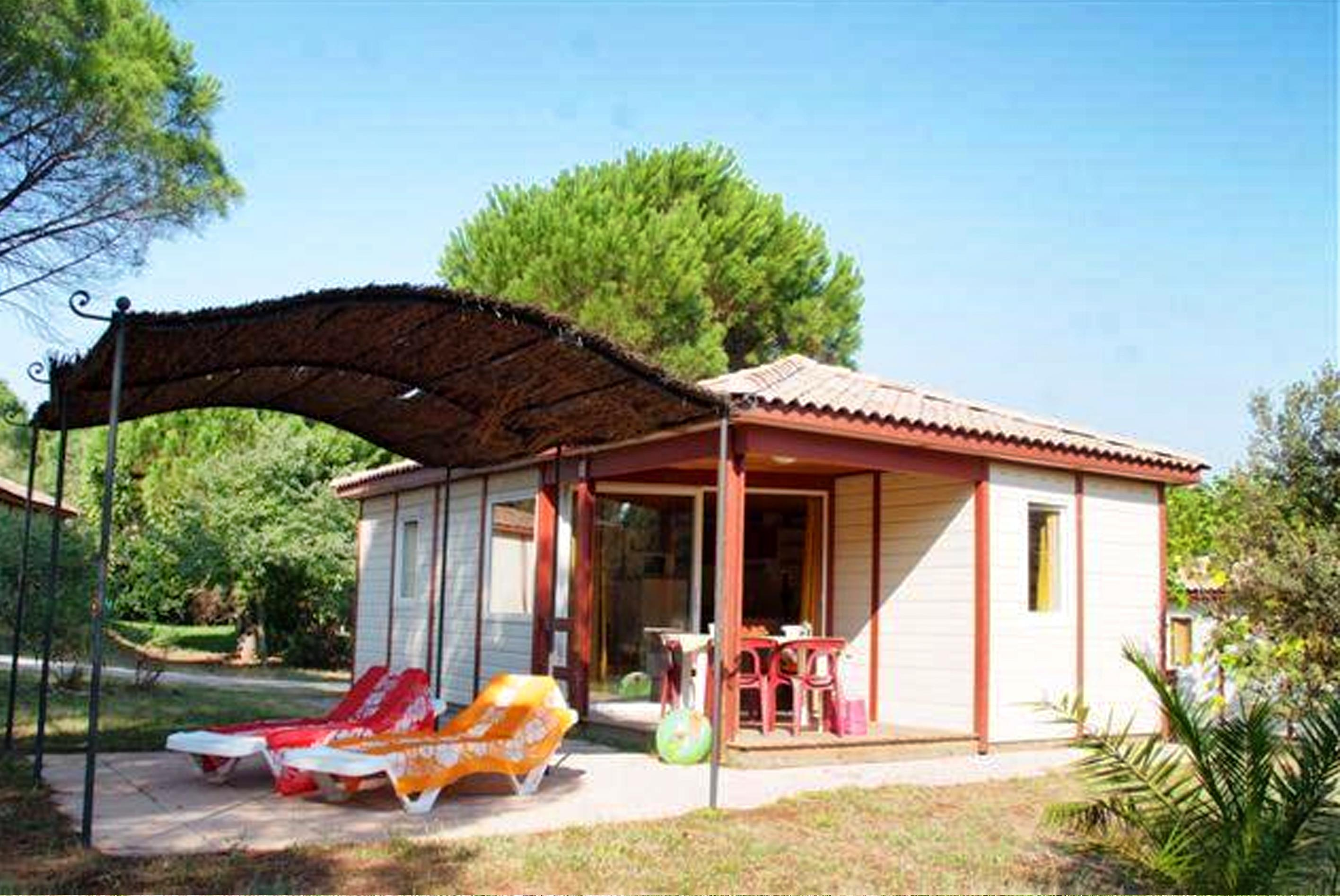 Location - Tulum 6 Pers. + 1 Place Véhicule. Eco - Camping Les Cigales