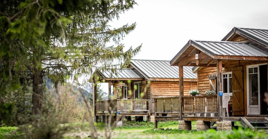 Camping Les Lanchettes - Peisey-Nancroix