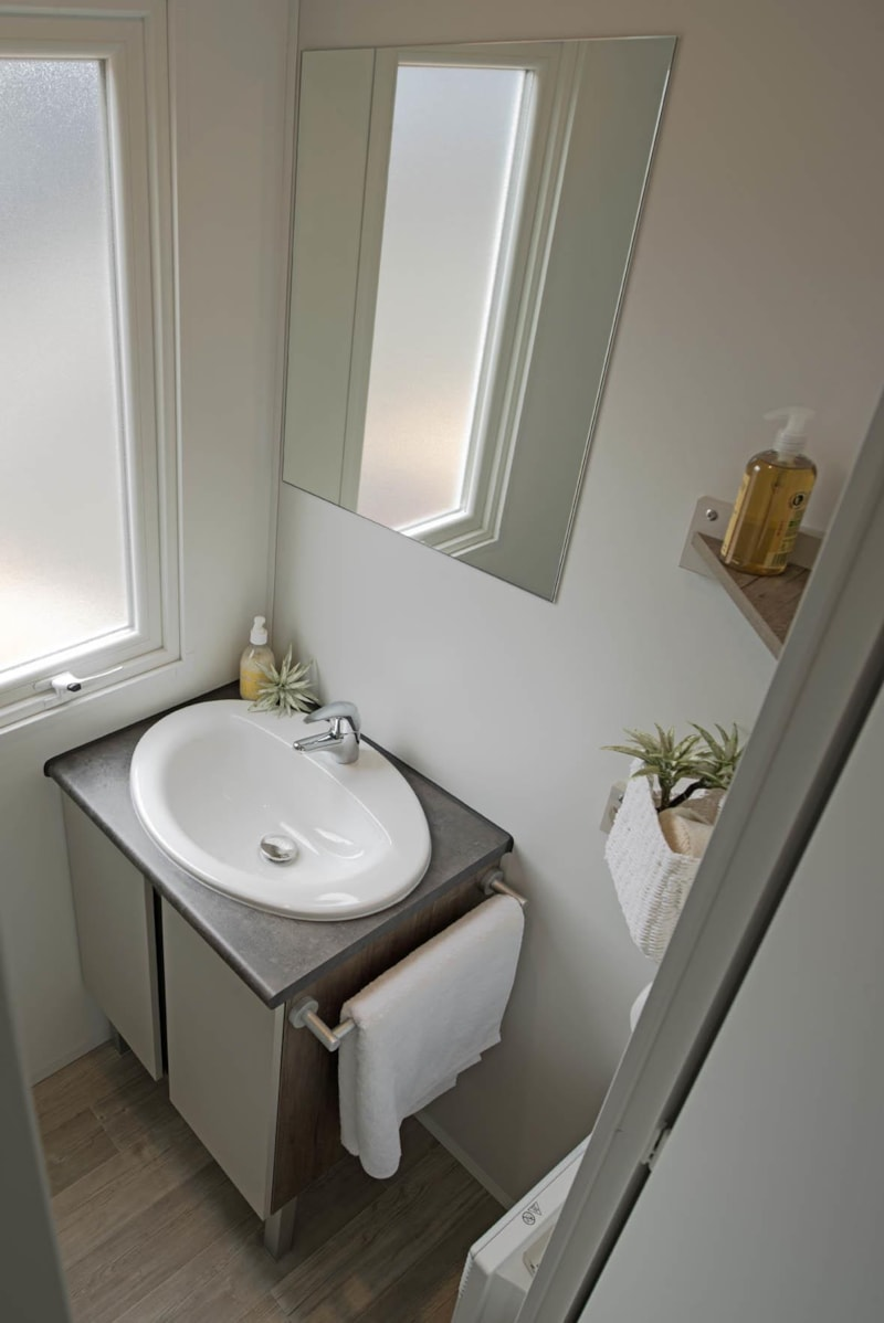 Mobil-Home Privilège ARGENT 35m² 3ch. - 6pers. - CLIM – LV (6/9)