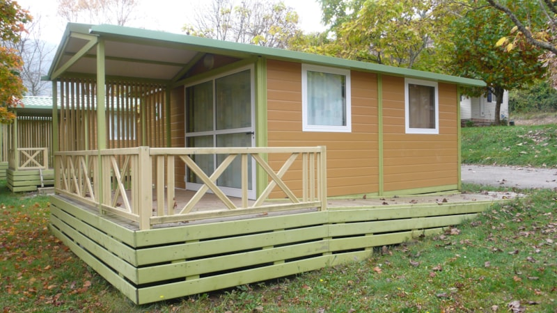Chalet Access PMR 25m² 2ch. – 4pers. (2/7)