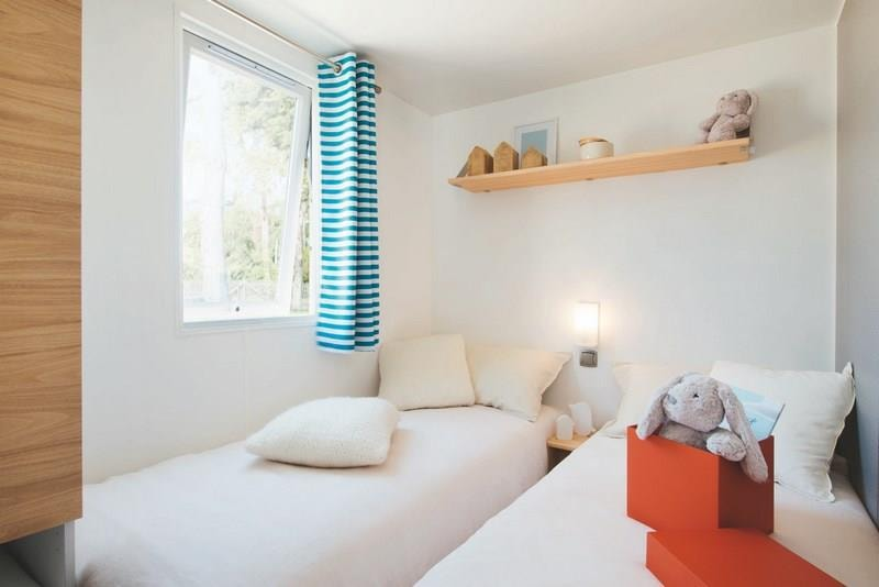 Mobil-Home Grand Confort LAVANDE 31m² 3ch. - 6pers. (4/6)