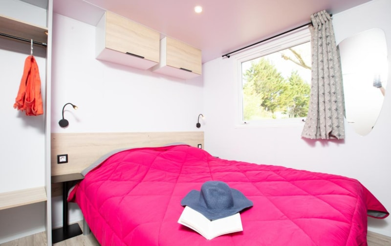 Mobil-Home Privilège OR 34m² 3ch. - 6pers. - CLIM (8/11)
