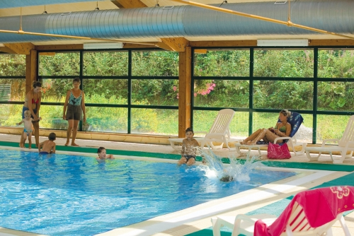 Establishment Camping - Caravaneige L'oustalet - Chatel