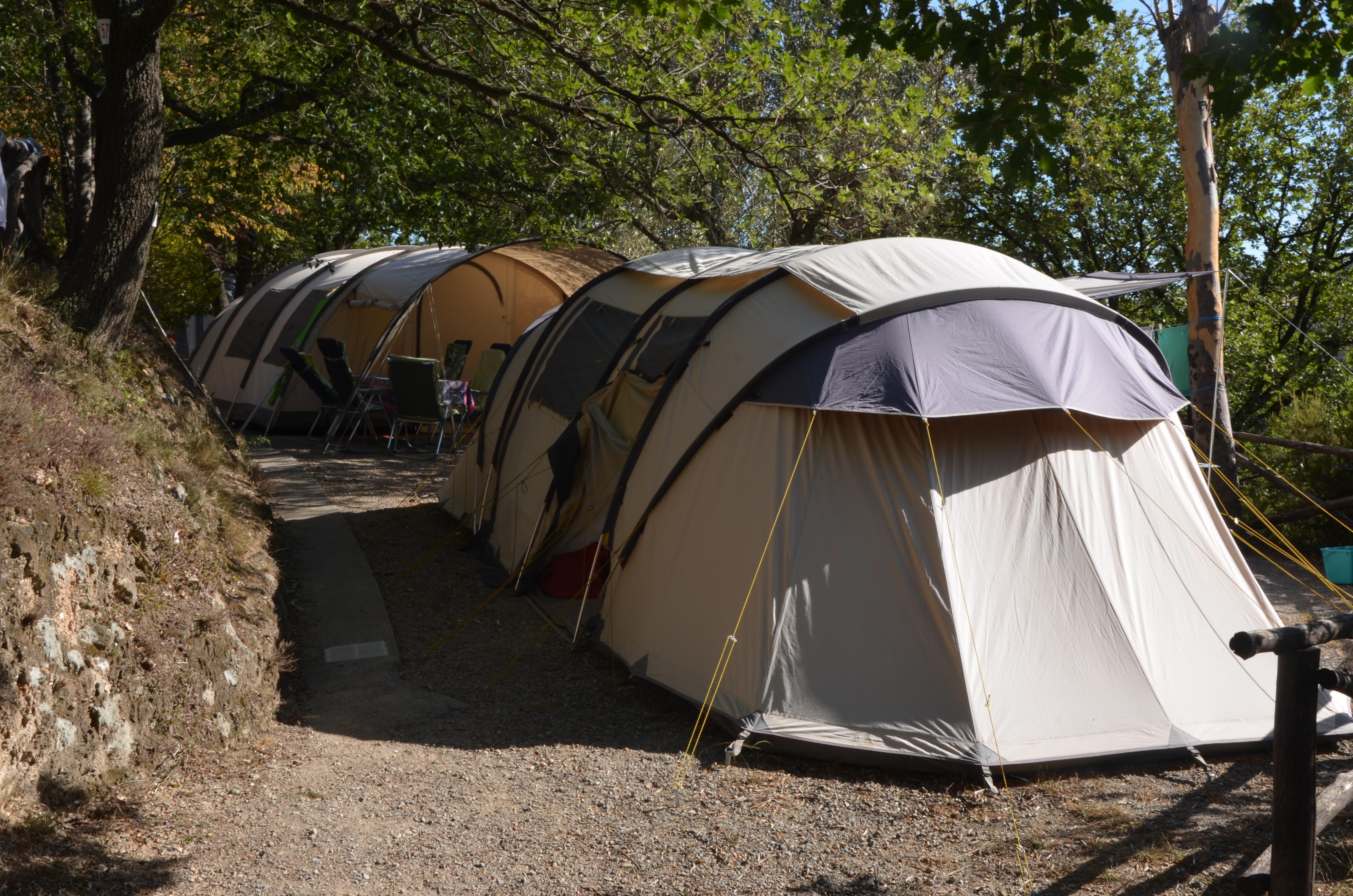 Emplacement - Emplacement Tente - Camping Pian dei Boschi