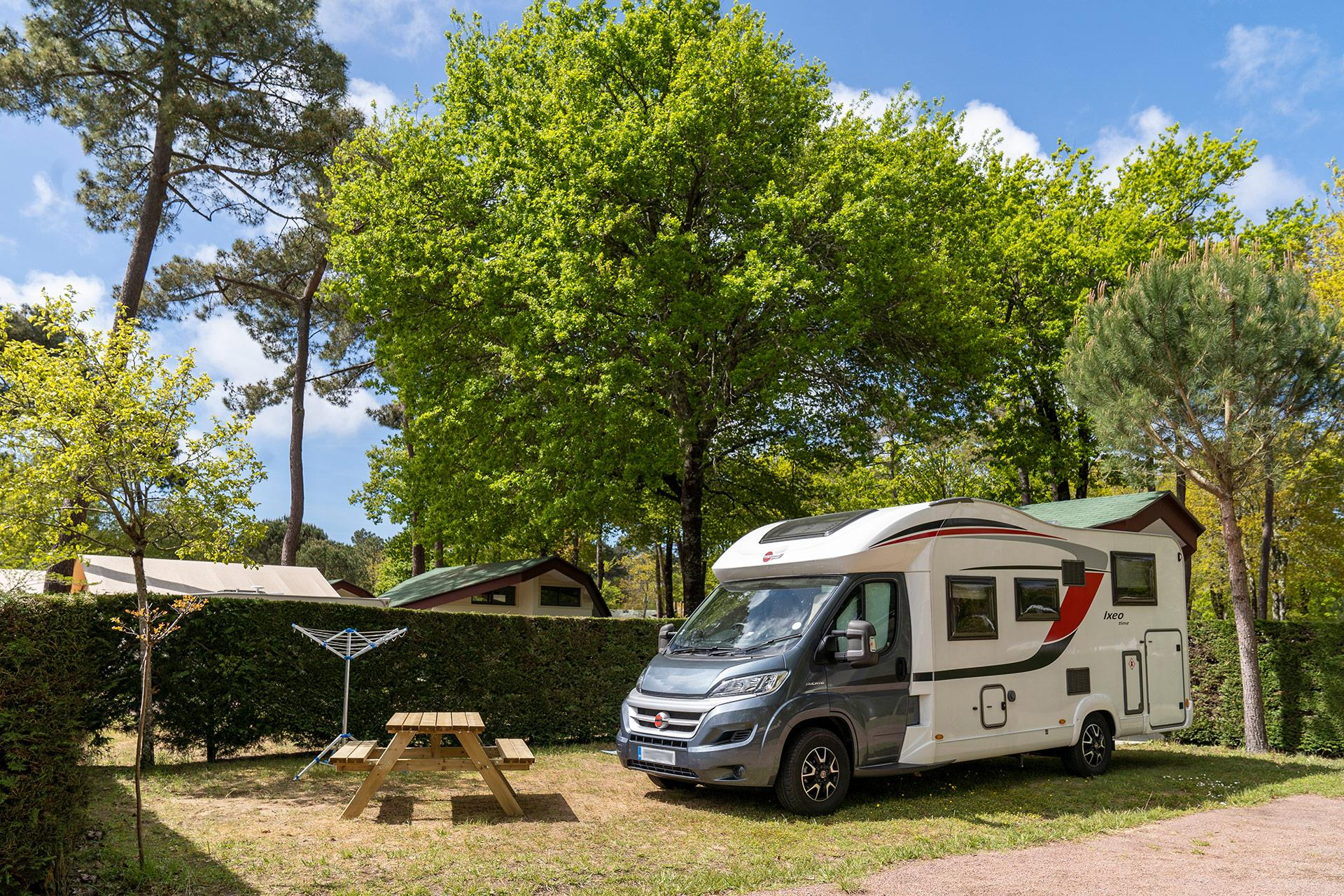 Emplacement - Forfait Emplacement Premium - Camping Sandaya L'Orée du Bois