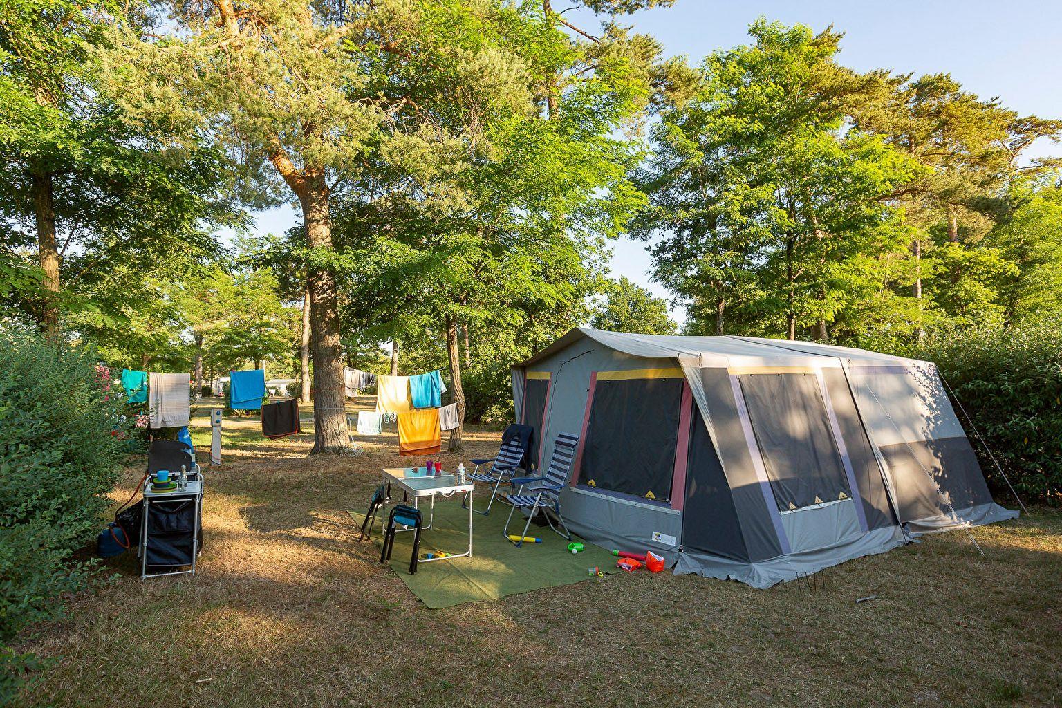 Emplacement - Forfait *** - Camping Sandaya Les Alicourts Resort