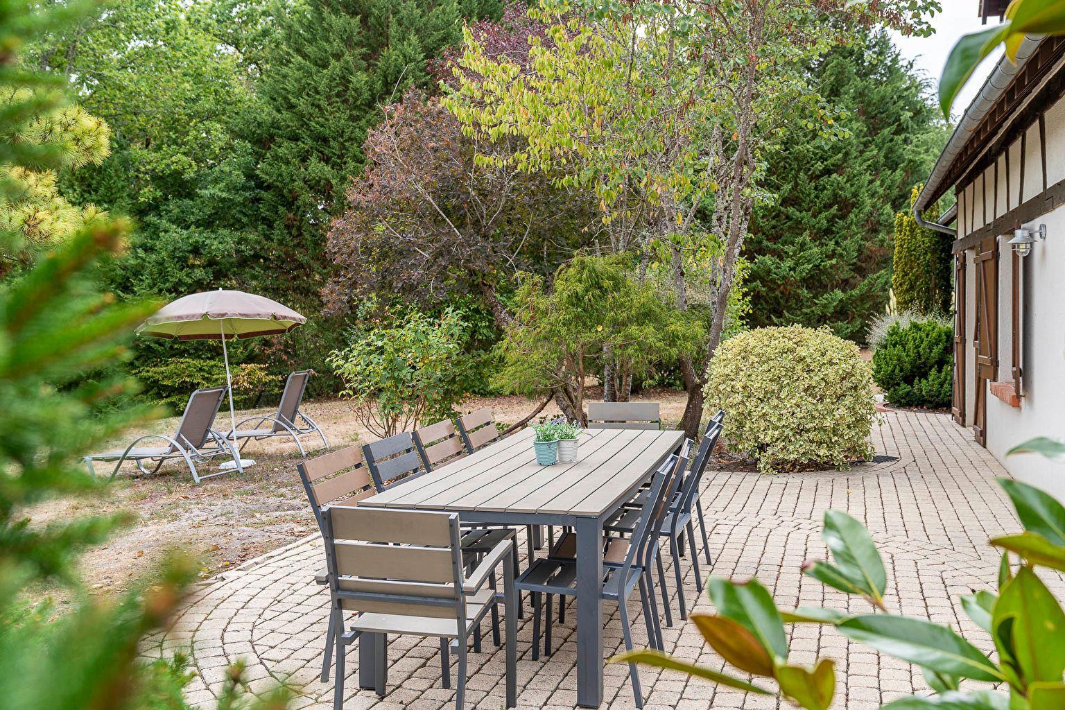Location - Villa 5 Chambres - 2 Salles De Bain - Climatisation **** - Camping Sandaya Les Alicourts Resort