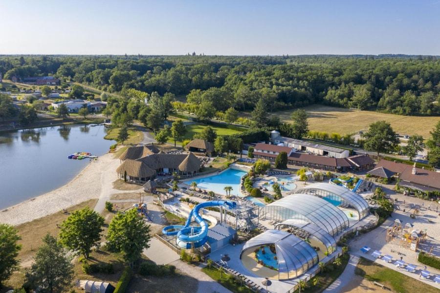 Camping Sandaya Les Alicourts Resort - Pierrefitte-Sur-Sauldre
