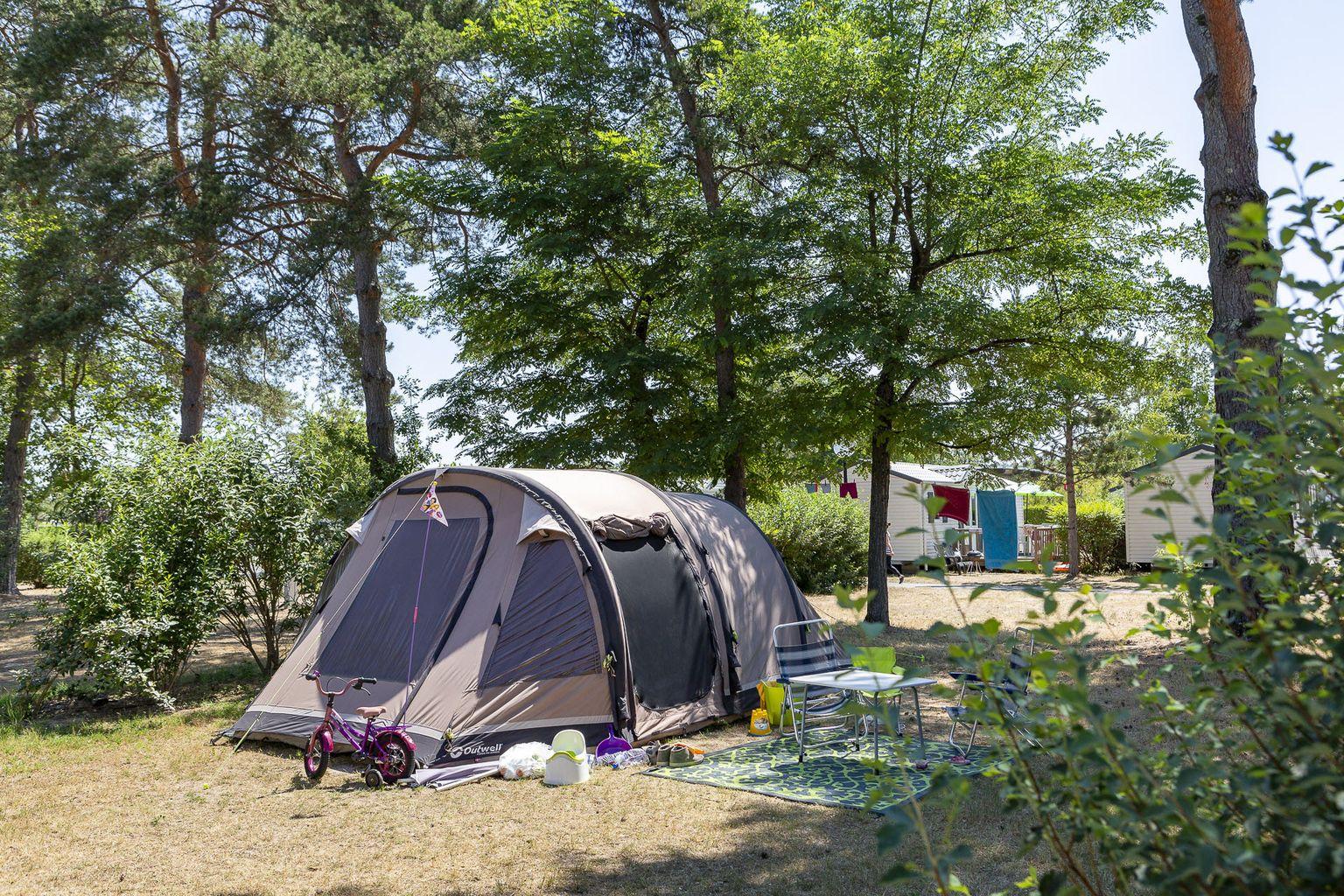 Emplacement - Forfait ** - Camping Sandaya Les Alicourts