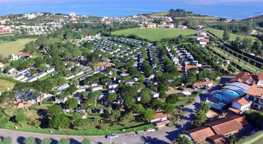 Camping Itsas-Mendi - Saint-Jean-De-Luz