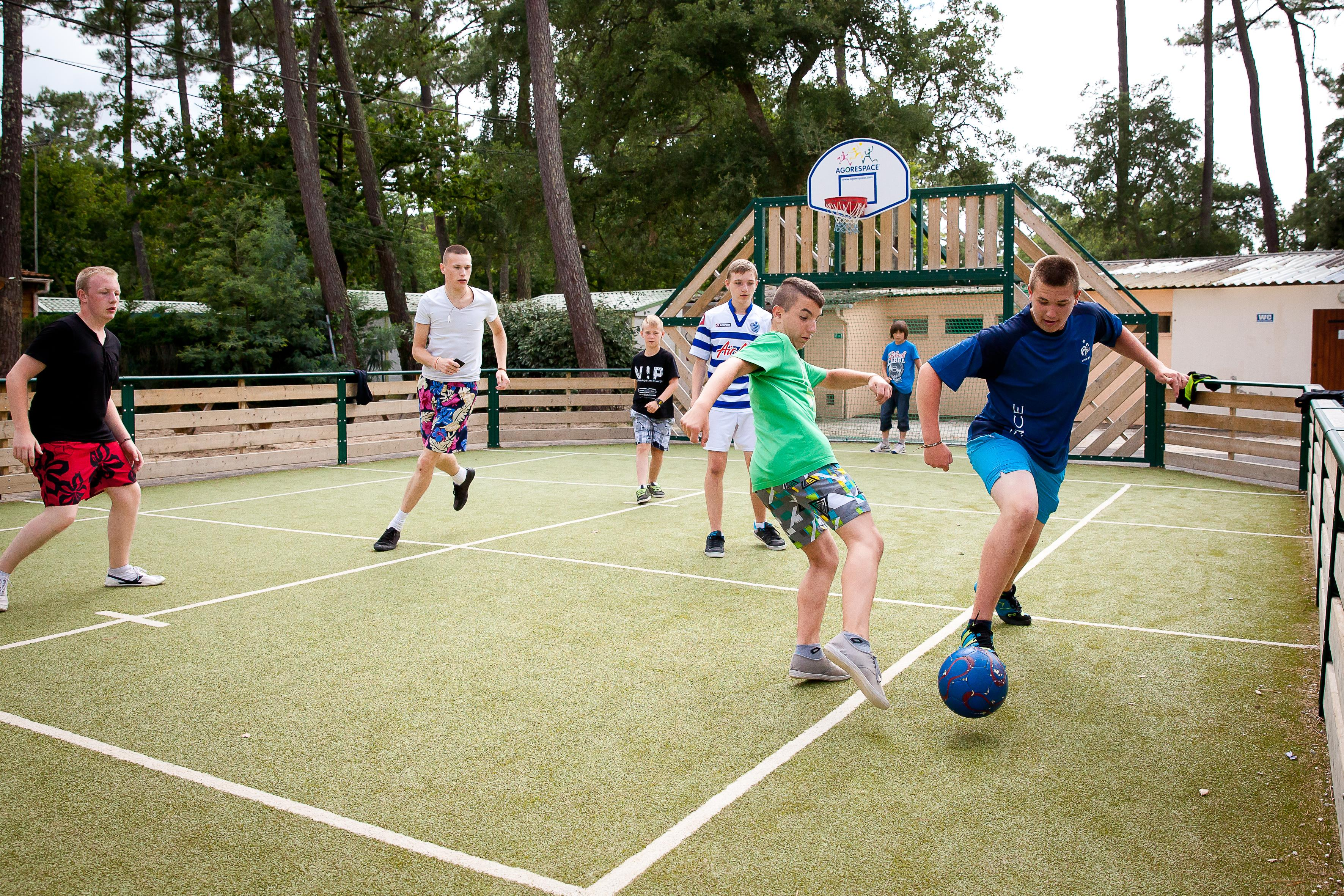 Sport activities Capfun - Camping Le Boudigau**** - Labenne Océan