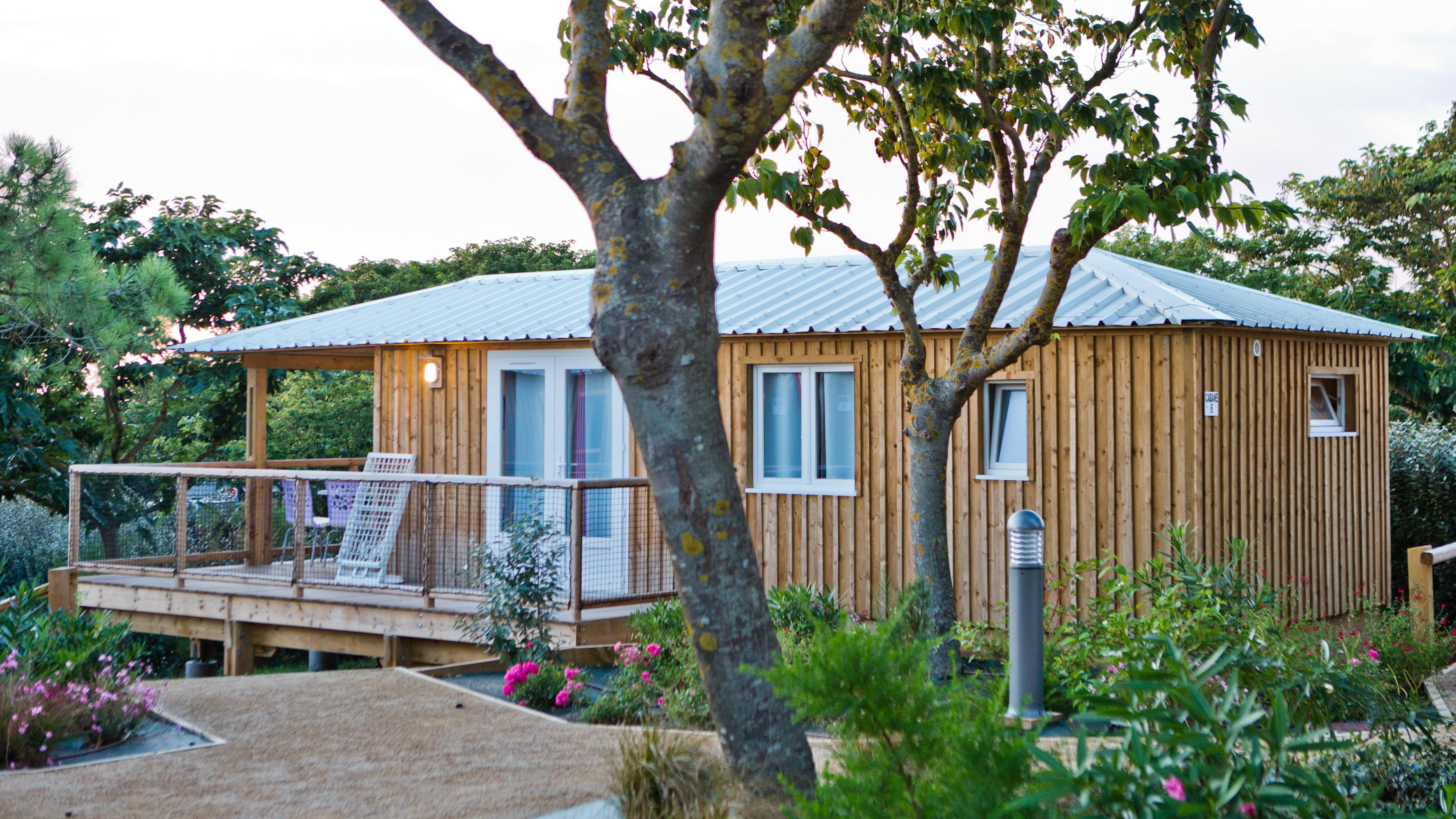 Location - Cabane - Camping Le Saint Martin