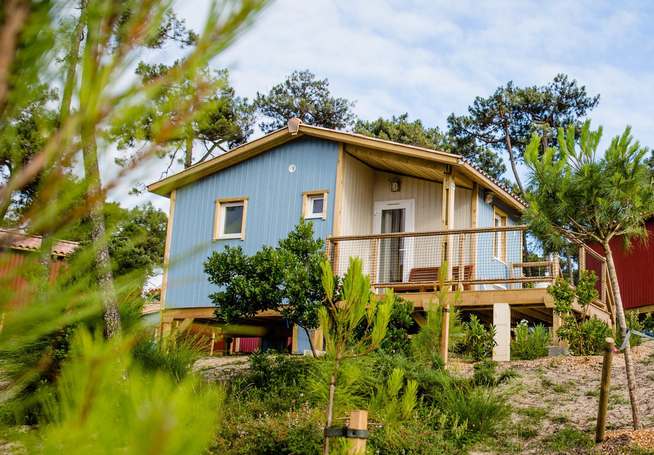 Location - Chalet Marin - Camping Le Saint Martin