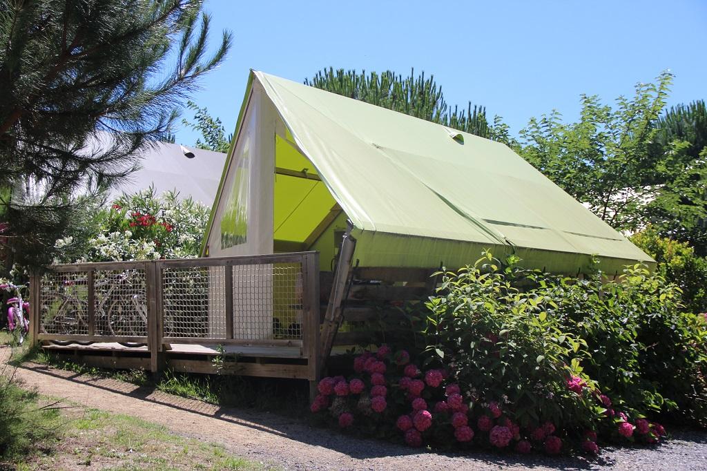 Location - Tente Shamal - Camping Le Saint Martin