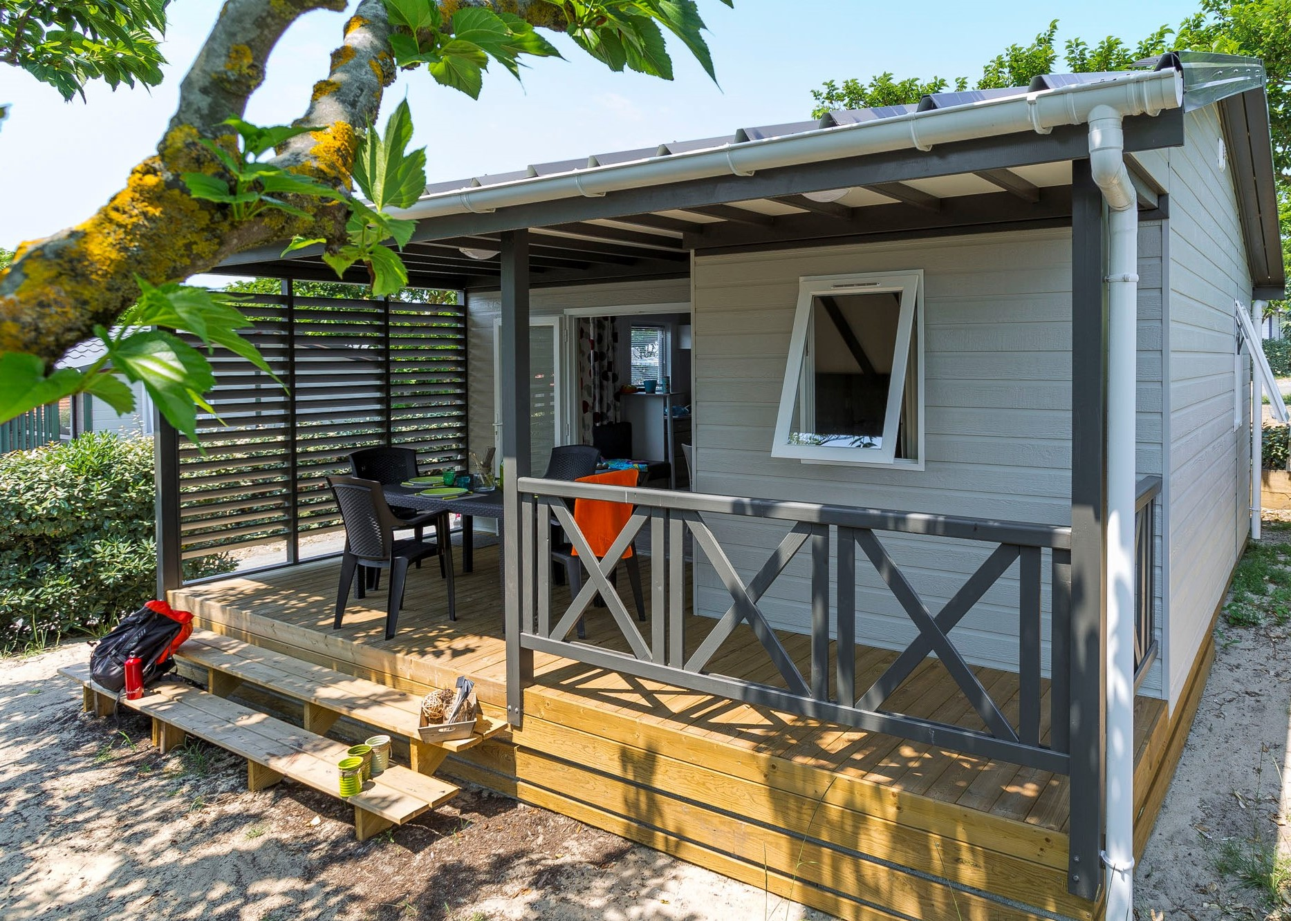 Location - Chalet Samiel - Samedi - Camping Le Saint Martin