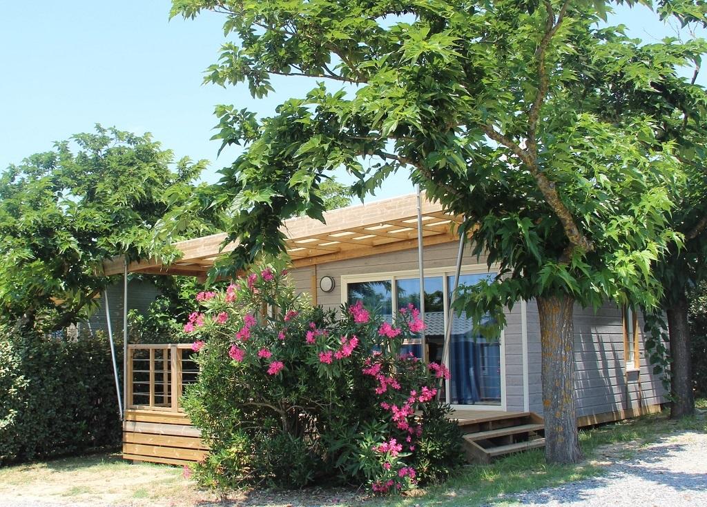 Location - Chalet Bora - Camping Le Saint Martin