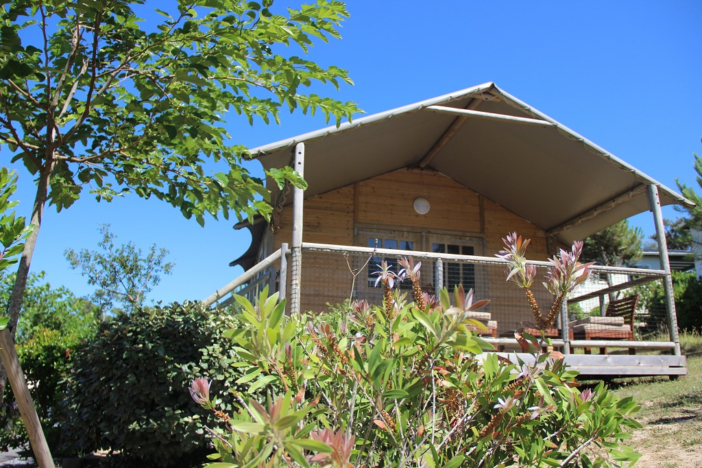Location - Chalet Sirocco - Camping Le Saint Martin