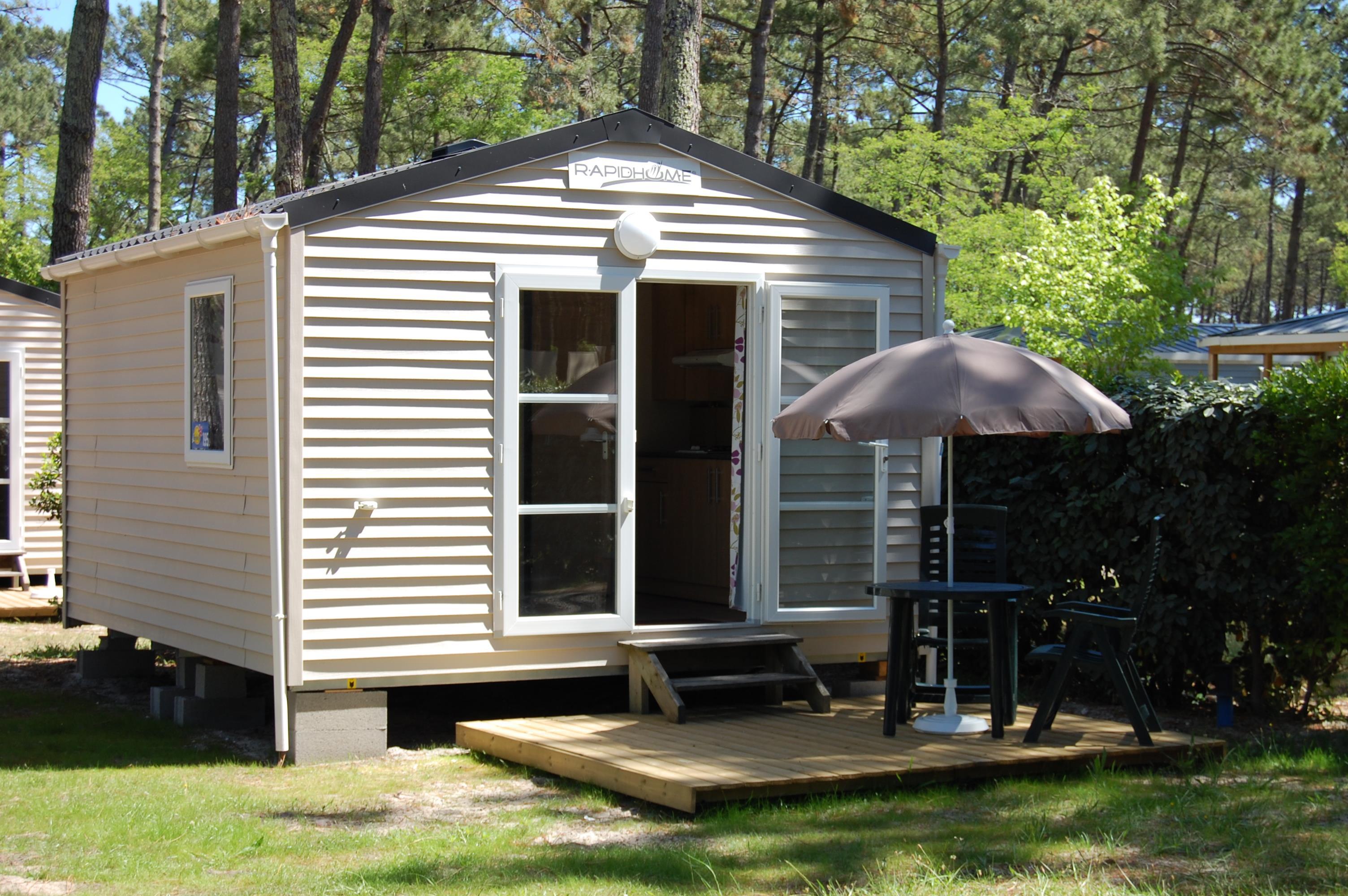 Location - Cottage Lagune - Airotel Club Marina Landes